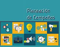 Planeación de campañas|| Diseño Editorial
