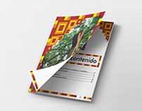 Proyecto estudiantil CENAL: Diseño editorial