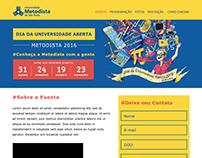 Hotsite Dia da Universidade Aberta