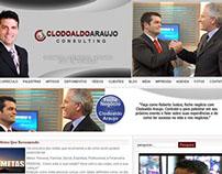 Desenvolvimento do Site de Clodoaldo Araujo