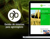 GB Gestão - Interface Web | Goiânia/GO