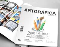Projeto Acadêmico - Revista Art Gráfica