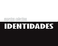 Identidades: E-flyer and Brochure (2010)