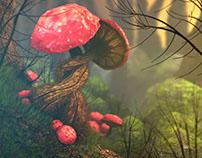 The Mushroom Forest