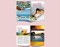 editorial design, para revista eventos especiales