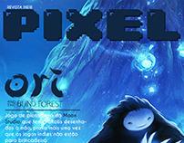 Capa de Revista: PIXEL