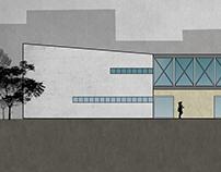 Projeto Centro Cultural do Bairro do 2 de Julho em SSA