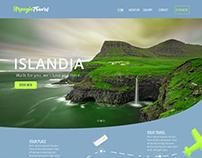 Arpegio Travel Website