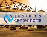 Rebranding Shopping Center Norte
