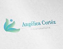 Logo Angélica Cortéz Fisioterapia