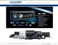 Site Alpine Brasil