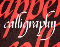 Calligraphic Bebob