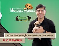 Campanha Marcell Moraes