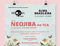 Série NEOJIBA no TCA
