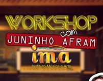 Workshop - Juninho Afram