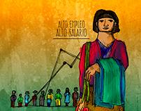 Revista Igualdad & Trabajo - Diseño Editorial
