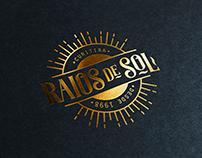 Logo Studies Raios de Sol