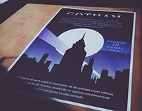 Poster & flyer (Illustrator)