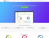 Website da Phenixpro sistemas web