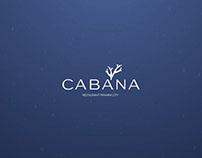 Cabana Logo animado