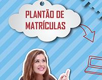 Digital - Plantão de Matrículas Assessoritec 2016