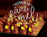Festival do Pão de Mel - Renata Arassiro Chocolates