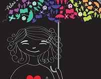 Cartaz: Valorização dos Direitos da Criança