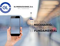 Brochure GL Producciones