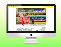 Proyecto Madera [Diseño de Plantillas Mercadolibre]