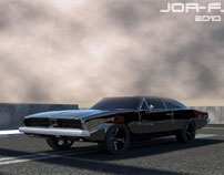 Dodge Charger R/T 1969 - 3D Animation