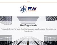 Site Rw Engenharia