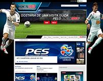 Pro Evolution Soccer 2013 - KONAMI - M&C Saatchi F&Q