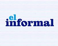 El informal - Diario