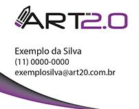 Criação de Logo - ART2.0
