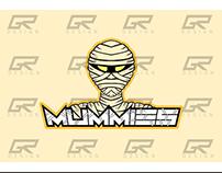 Pre-made logos (FOR SALE) - GR Design