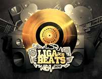 Liga dos Beats 2012 - Branding
