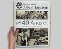Jornal Hosp Albert Einstein Nº 1