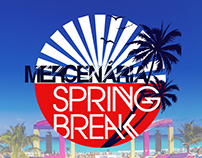 Festa: Mercenária Spring Break