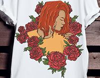 RedHair T-shirt