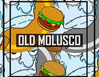 OLD MOLUSCO VETOR