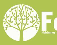 Fover social APP logo!