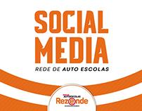 Social Media   Auto Escola