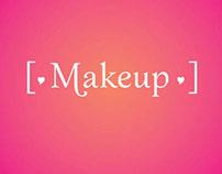 Makeup typeface