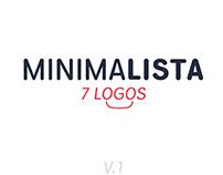 MinimaLISTA V.1 | 7 LOGOS