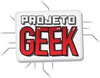 Logo Projeto Geek