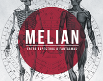 Melian - Entre Espectros & Fantasmas LP