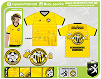 Design Uniforme Esportivo