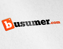 Busumer Logo Design