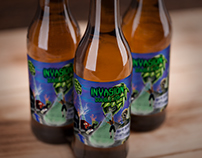 Etiqueta para Cerveza artesanal