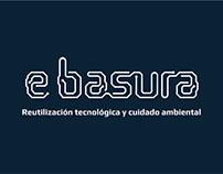 Branding - Proyecto e-basura